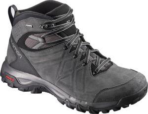 【送料無料】キャンプ用品 ハイキングgtx mensソロモン2salomon evasion 2 mid leather gtx mens hiking boots