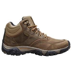 【送料無料】キャンプ用品 ブーツmerrellモアブローバー merrell men's moab rover mid waterproof boot walking boots