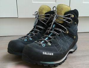 【送料無料】キャンプ用品 ウィメンズマウンテンミッドウォーキングブーツサイズwa women's mtn mid walking boots, goretex size 842 excellent condition