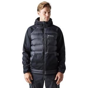 【送料無料】キャンプ用品 コロンビアハイブリッドフードジャケット