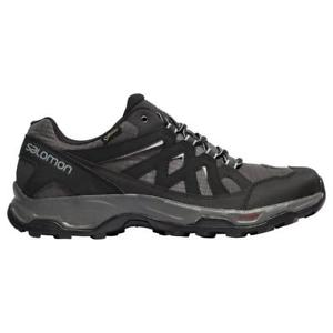 【送料無料】キャンプ用品 ソロモンgoretex salomon men's effect goretex shoes waterproof trail