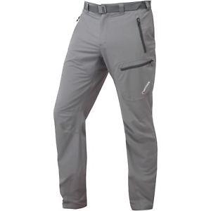 【送料無料】キャンプ用品 アルプスレッグmensサイズmontane alpine trek reg length mens pants walking mercury all sizes