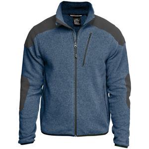 【送料無料】キャンプ用品 511 tactical mens fleece full zip hiking jumper warmknit sweater regatta blue511 tactical mens fleece full zip hiking jump