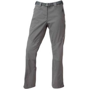 【送料無料】キャンプ用品 リッジロングレッグwomensサイズmontane terra ridge long leg womens pants walking mercury all sizes