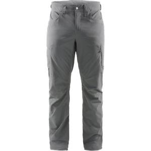 【送料無料】キャンプ用品 メンズパンツウォーキングマグネタイトサイズhaglofs mid fjell mens pants walking magnetite all sizes