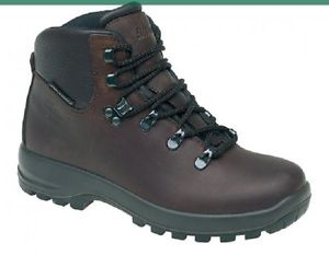 【送料無料】キャンプ用品 ハイキングブーツgrisportハリケーンgrisport hurricane ladies walking hiking boots waxed leather waterproof