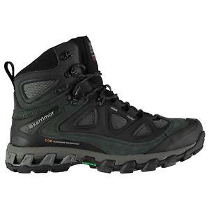 【送料無料】キャンプ用品 ハイキングブーツカリマーmens ksbジャガーイベントトップレースkarrimor mens ksb jaguar event walking boots hiking shoes sport hi top lace up