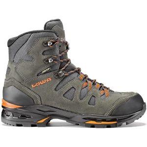 【送料無料】キャンプ用品 ロワkhumbu ii goretexアスファルトオレンジブーツ75lowa khumbu ii goretex mens asphaltorange walking boots uk 75