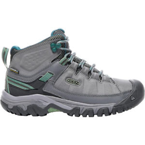 【送料無料】キャンプ用品 ブーツターギーexpwp womensブーツグレーバジルサイズkeen targhee exp mid wp womens boots walking boot steel grey basil all sizes