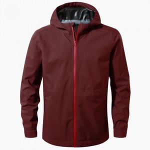 【送料無料】キャンプ用品 レッドアースmens craghoppers crg m vertx jkt size medium red earth