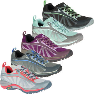 【送料無料】キャンプ用品 merrell womensサイレンウォーキングシューズmerrell womensladies siren edge waterproof breathable walking shoes