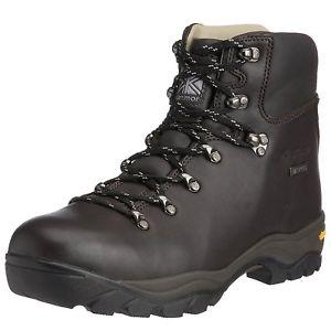 【送料無料】キャンプ用品 9ハイキングブーツカリマーksb orkney iii weathertitekarrimor mens ksb orkney iii weathertite walking hiking boots shoes uk 9 brown