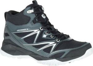 【送料無料】キャンプ用品 merrell capraボルトゴアテックスwomensハイキングブーツmerrell capra bolt mid goretex womens hiking boots