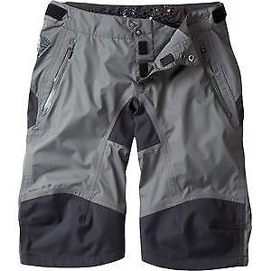 【送料無料】キャンプ用品 マディソンdteズボンサイズ14madison dte womens waterproof shorts, dark shadow size 14 grey
