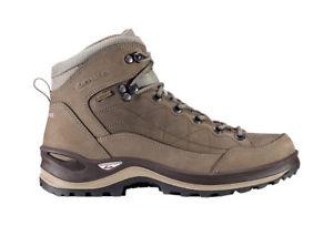 【送料無料】キャンプ用品 ウォーキングブーツlowa bormio gtx womens stonesand uk3 walking boots