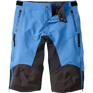 【送料無料】キャンプ用品 マディソンゼニス4シーズンdwrズボンミディアムmadison zenith mens 4season dwr shorts, bay blue medium blue
