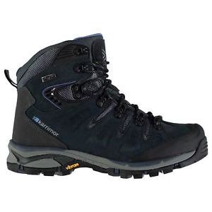 【送料無料】キャンプ用品 カリマーwomenswtxブーツkarrimor womens leopard wtx walking boots lace up breathable waterproof padded