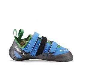 【送料無料】キャンプ用品 ロワファルコベルクロ8lowa falco velcro blue mens climbing shoes uk 8