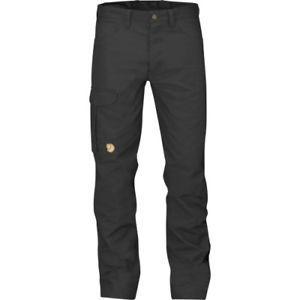 【送料無料】キャンプ用品 fjallravenグリーンランドジーンズmensダークグレーサイズfjallraven greenland jeans mens pants walking dark grey all sizes