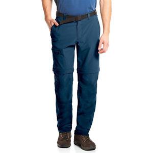 【送料無料】キャンプ用品 マイエルtajo 2ズボンzipmaier sports mens functional pants zip tajo 2 dark blue