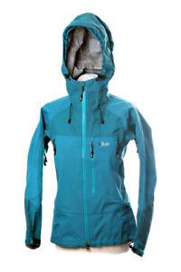 【送料無料】キャンプ用品 イベントコートサイズキャンプハイキングrab latok event rain coat size 8, blue camping, hiking, climbing excellent