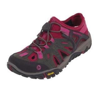 【送料無料】キャンプ用品 merrell allount blazフクシャピンクハイキング68457 shoes market hikes merrell allount blaz sieve fuchsia pink 68457