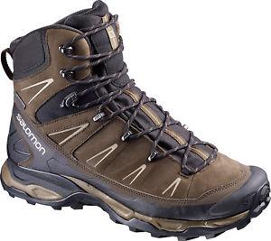 【送料無料】キャンプ用品 ソロモンx ultragtx mensハイキングブーツsalomon x ultra trek gtx mens hiking boots