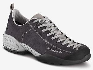 【送料無料】キャンプ用品 scarpa mojito gtxダークグレーマンサイズeu465shoes scarpa mojito gtx dark grey man size eu 465