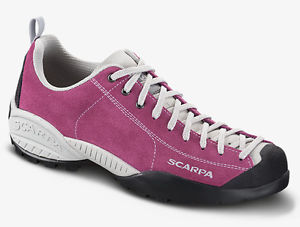 【送料無料】キャンプ用品 scarpa mojitoダリアeu 40womens shoes scarpa mojito color dahlia eu 40