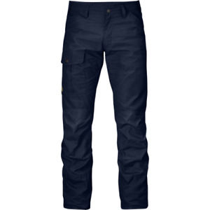 【送料無料】キャンプ用品 fjallravenニールスレッグmensサイズfjallraven nils reg leg mens pants walking dark navy all sizes