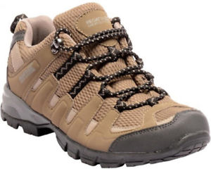 【送料無料】キャンプ用品 レガッタレースgarsdalewomensウォーキングシューズ regatta garsdale low womens walking shoes brown
