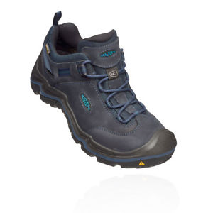 【送料無料】キャンプ用品 キャンプブーツmenskeen wanderer mens blue waterproof walking camping boots shoes