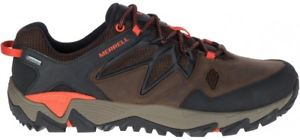 【送料無料】キャンプ用品 merrell2gtx mensウォーキングシューズ  merrell all out blaze 2 gtx mens walking shoes brown