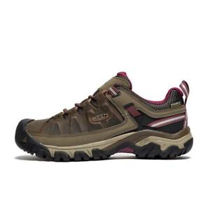 【送料無料】キャンプ用品 ターギーiiiハイキング keen targhee iii waterproof women's walking hiking shoes