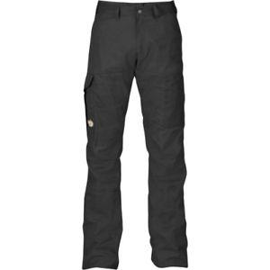 【送料無料】キャンプ用品 レッグmensfjallravenカールプロダークグレーサイズfjallraven karl pro reg leg mens pants walking dark grey all sizes