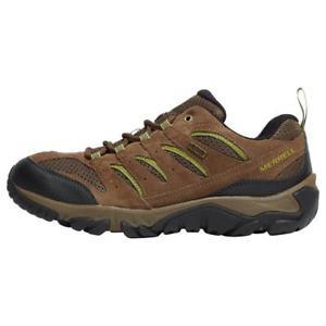 【送料無料】キャンプ用品 ホワイトパインベンチレータメンズウォーキングシューズブラウン merrell white pine ventilator men's walking shoes brown