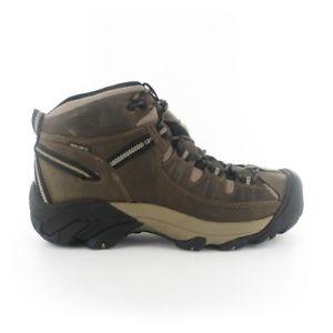 【送料無料】キャンプ用品 ブーツターギーiimensブーツshitakeサイズkeen targhee ii mid mens boots walking boot shitake brindle all sizes