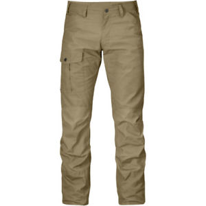 【送料無料】キャンプ用品 fjallravenニールスレッグmensサイズfjallraven nils reg leg mens pants walking sand all sizes