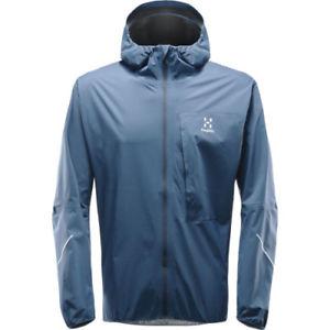 【送料無料】キャンプ用品 haglofs limmensジャケットコートタルヌサイズ