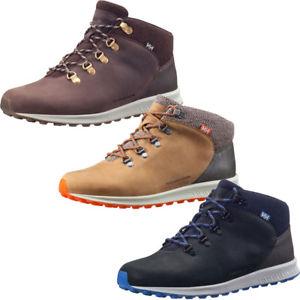 【送料無料】キャンプ用品 ハイキングウォーキングヘリーハンゼンmens jaythen xhelly hansen mens jaythen x waterproof leather hiking walking boots