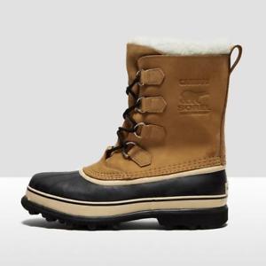 【送料無料】キャンプ用品 ソレールカリブーメンズウィンターブーツベージュsorel caribou men's winter boots beige
