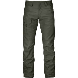 【送料無料】キャンプ用品 fjallravenニールスレッグmensサイズfjallraven nils reg leg mens pants walking mountain grey all sizes