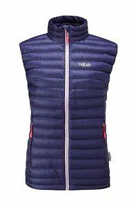 【送料無料】キャンプ用品 ラブmicrolightベストフクシャrab womens microlight vest twilight fuchsia