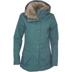 【送料無料】キャンプ用品 toggi azerleywomensジャケットコートヒースグリーンサイズ