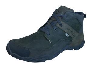 【送料無料】キャンプ用品 merrellテルルmensハイキングブーツ merrell telluride mid waterproof mens hiking boots shoes granite