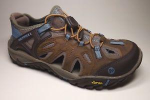 【送料無料】キャンプ用品 レディーストレッキングマルチスポーツサンダルサイズmerrell all out sieve womens, trekking multi sports sandal for ladies, size 42