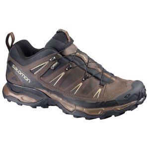 【送料無料】キャンプ用品 サロモンウルトラレザーメンズ366996 salomon mens x ultra ltr gtx leather mens goretex shoe mrp 13000