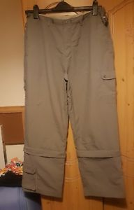 【送料無料】キャンプ用品 ピーターストームジップウォーキングパンツサイズpeter storm zip walking trousers size 14