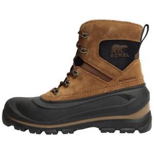 【送料無料】キャンプ用品 ソレールレースメンズブーツブラウン sorel buxton lace men's boots brown