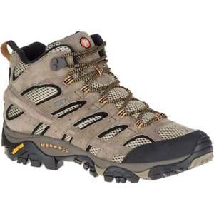 【送料無料】キャンプ用品 メンズモアブミッドウォーキングシューズmerrell mens moab 2 mid goretex walking shoe